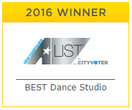 2016 Best Dance Studio