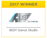 2017 Winner Best Dance Studio