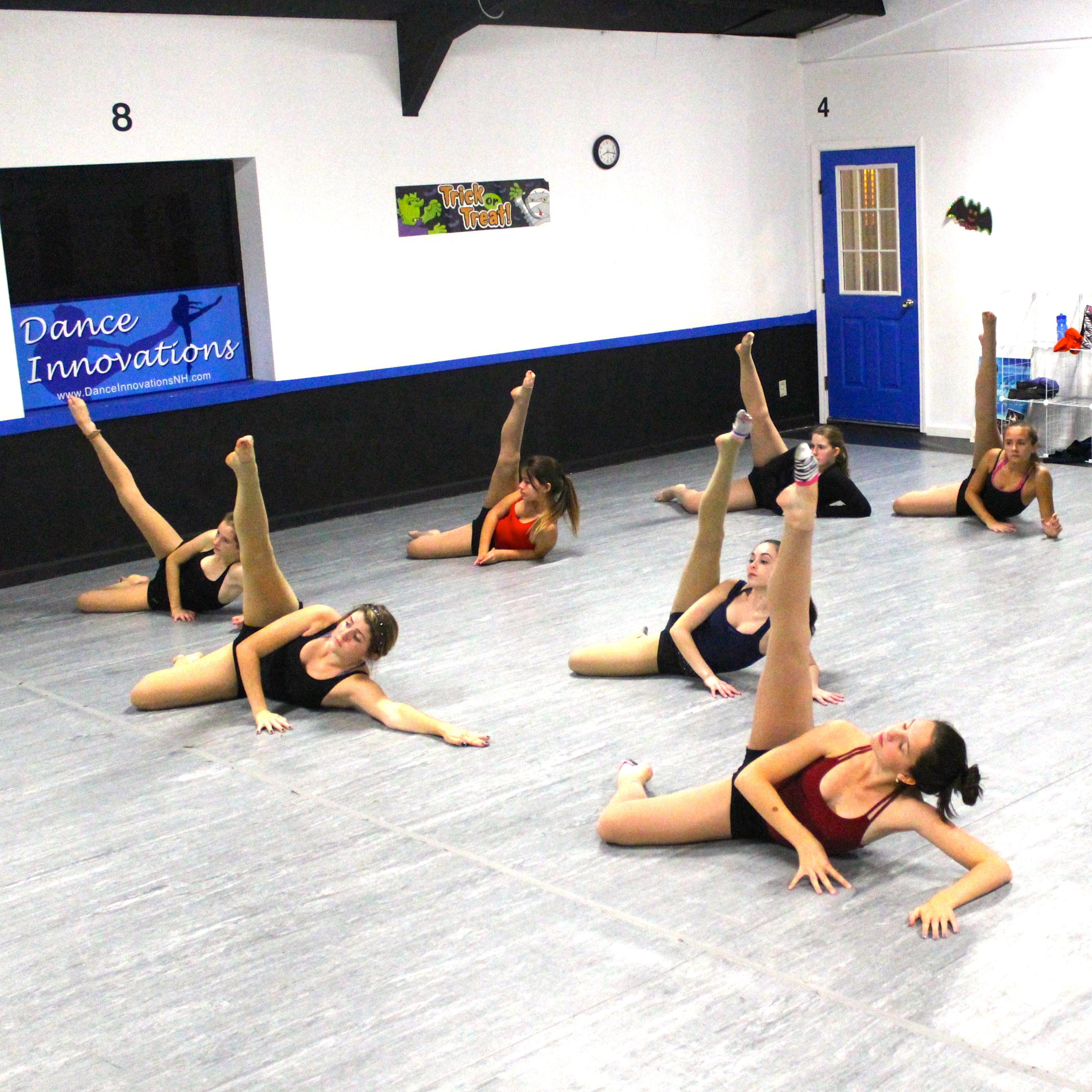 Dancers ages 10+