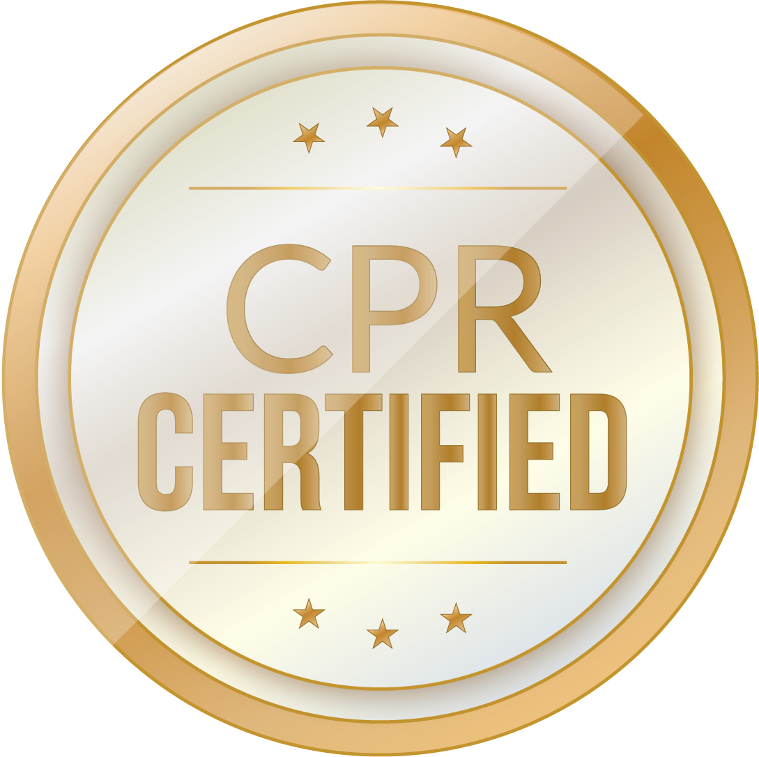 DIDC is CPR Certified
