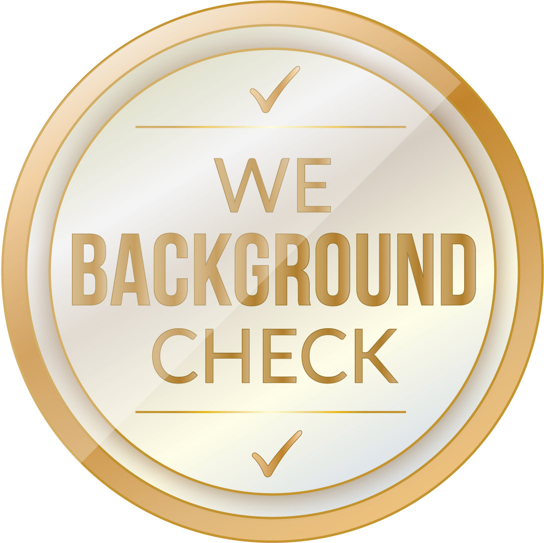We Background Check at DIDC