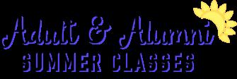 Adult & Alumni
